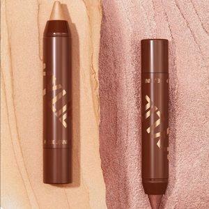 🤎(2) Kylie Cosmetics Leopard Shadow Stick Duo🤎